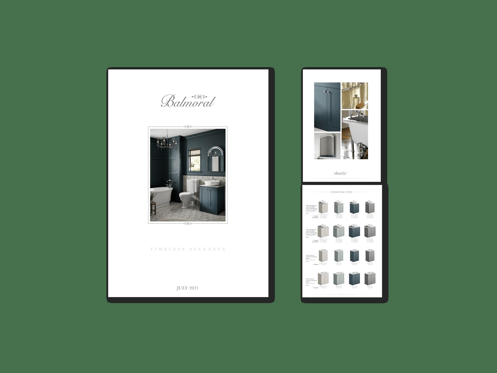 2021 July Balmoral brochure